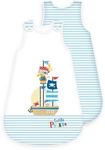 Weißt du eigentlich, wie lieb ... Babyschlafsack »Little Pirate« (1 tlg)