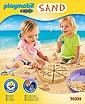 Playmobil® Konstruktions-Spielset »Kreativset Sandbäckerei (70339), Playmobil 123 - Sand«, Made in Europe, Bild 2
