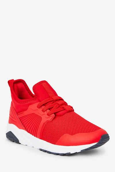 Next »Elastischer Sportschuh mit Schnürung« Sneaker (1-tlg)