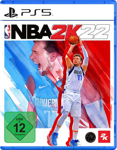 NBA 2K22 PlayStation 5