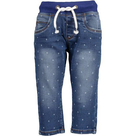 Blue Seven Jeansshorts »Baby Jeanshose für Mädchen«