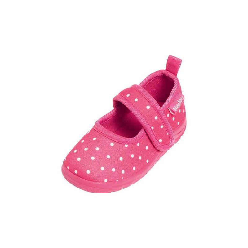 Playshoes »Hausschuhe PUNKTE für Mädchen« Hausschuh