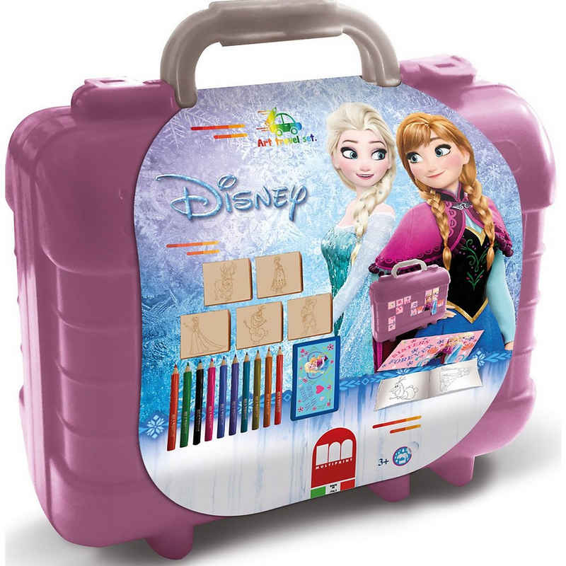 Disney Frozen Malvorlage »FROZEN Travel Set«