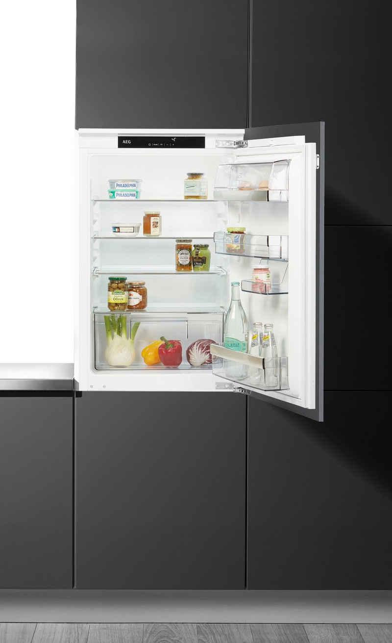 AEG Einbaukühlschrank SKE888D1AF, 87,3 cm hoch, 55,6 cm breit
