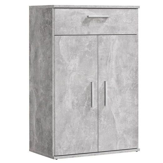 mokebo Mehrzweckschrank »Der Praktische« auch als Schubladenschrank, Hochschrank oder kleiner Schrank