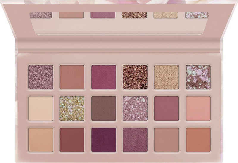 Catrice Lidschatten-Palette »Nude Peony Pressed Pigment Palette«