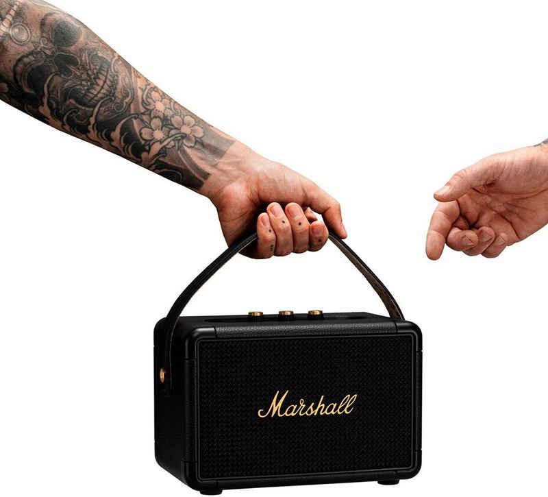 Marshall Kilburn II Portable Bluetooth-Speaker (Bluetooth, aptX Bluetooth, 36 W)