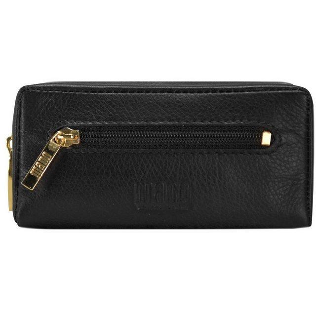 MANO Sutura Schlüsseletui Leder 11 cm | Accessoires > Portemonnaies > Schlüsseltaschen | MANO