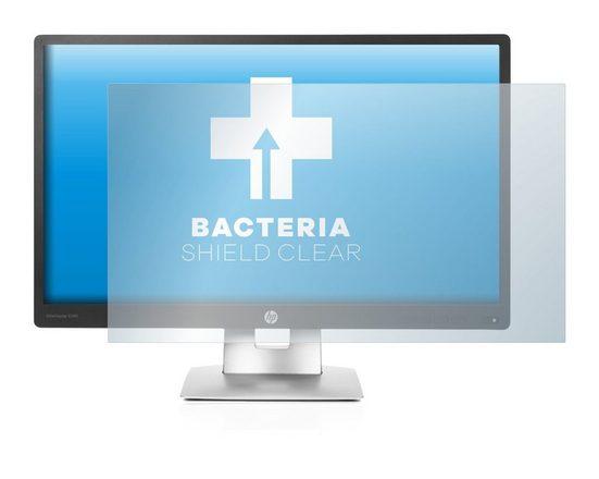 upscreen Schutzfolie »für HP EliteDisplay E240«, Folie Schutzfolie klar antibakteriell