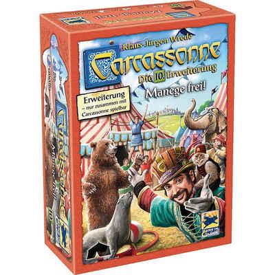 Hans im Glück Spiel, »Carcassonne - Manege frei!, Erweiterung 10«