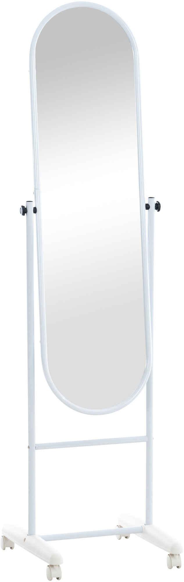 CLP Standspiegel »Nane Oval«, mit Laufrollen