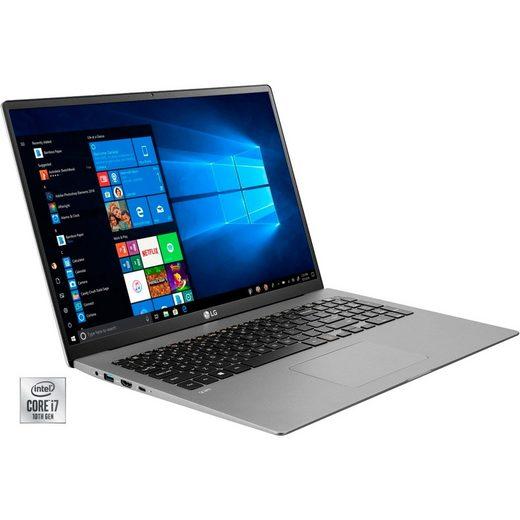 LG gram 17 Business Edition (17Z90N-V.AP77G) Notebook