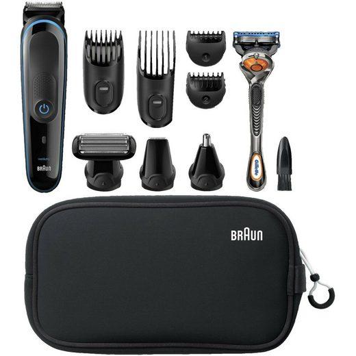 Braun Haar- und Bartschneider Braun MGK 3980 Rasierer + Haarschneidegerät
