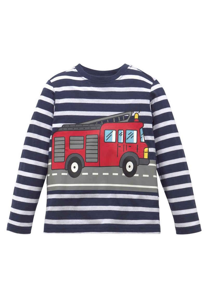 KIDSWORLD Langarmshirt »Feuerwehr«