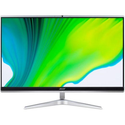 Acer Aspire C24-1650 (DQ.BFSEG.006) 1 TB SSD / 8 GB - All in One PC - silber/grau All-in-One PC (23,8 Zoll Intel Core i5, 8 GB RAM, 1000 GB SSD)