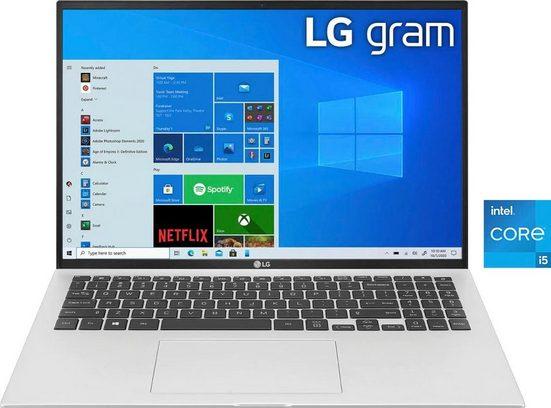 LG 17Z90P-G.AA56G Notebook (43,18 cm/17 Zoll, Intel Core i5, Iris Xe Plus Graphics, 512 GB SSD)