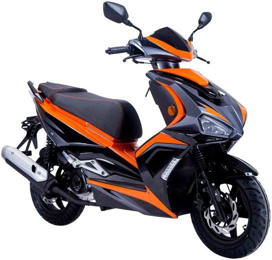 GT UNION Motorroller »Striker«