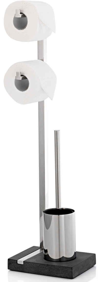 BLOMUS Toilettenpapierhalter »Toilettenbutler -MENOTO- poliert«