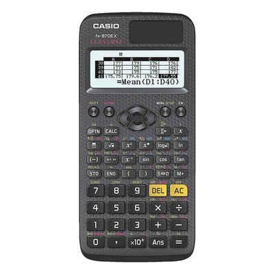 CASIO Taschenrechner »FX-87DE X«, mit Curser zum Editieren
