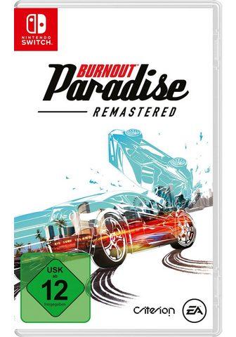 Burnout Paradise Remastered Nintendo S...