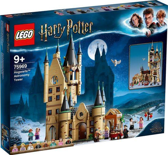 LEGO® Konstruktions-Spielset »LEGO® Harry Potter™ 75969 Astronomie Turm Hogwarts«