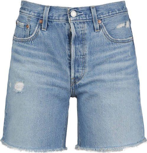 Levi's® Jeansshorts »501 Mid W«