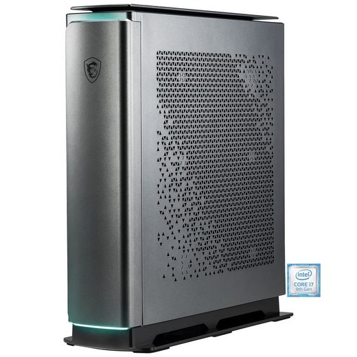 MSI Prestige P100A 9SE-095 DE PC (Intel i7-9700F Core i9, RTX 2080 SUPER, 64 GB RAM, 2000 GB HDD, 1000 GB SSD, Luftkühlung)