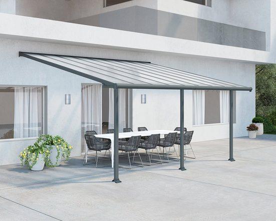 PALRAM Terrassendach »Olympia 3x5.4«, BxT: 546x295 cm