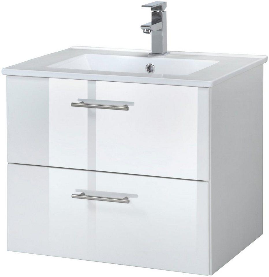 HELD MÖBEL Waschplatz-Set »Trento «, Waschtisch, Breite 60 cm, 2-tlg.  online kaufen | OTTO