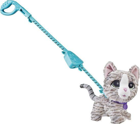 Hasbro Plüschfigur »FurReal Große Racker Katze Luna«