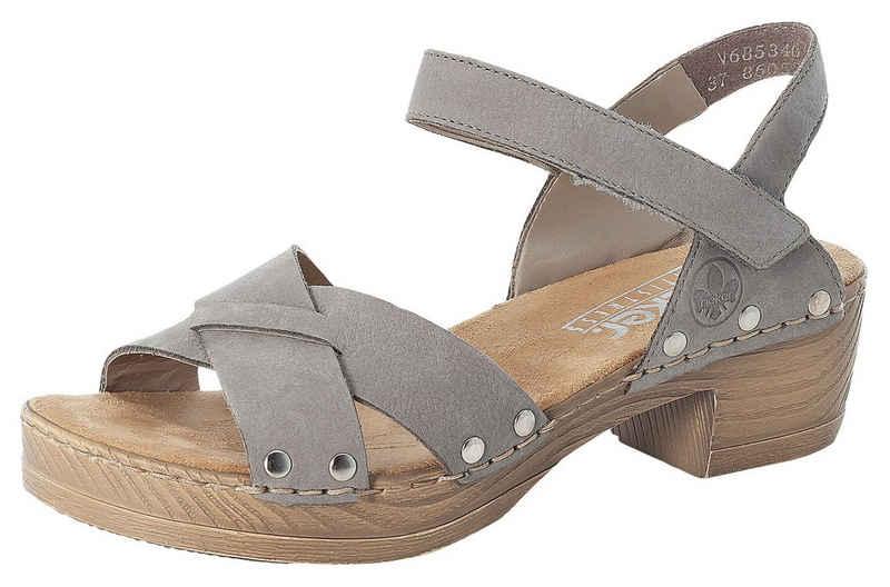 Rieker Sandalette mit Nietenverzierung