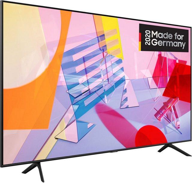 Samsung GQ43Q60T QLED-Fernseher (108 cm/43 Zoll, 4K Ultra HD, Smart-TV)