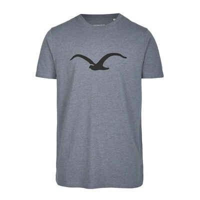 Cleptomanicx T-Shirt »Möwe - heather forged iron«
