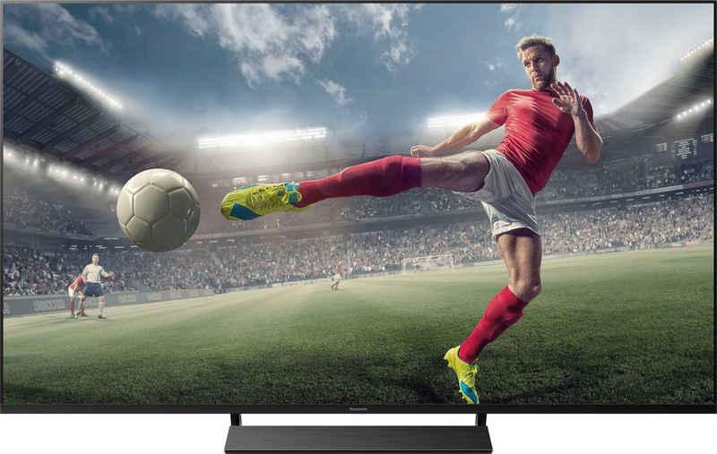 Panasonic TX-65JXW854 LED-Fernseher (164 cm/65 Zoll, 4K Ultra HD, Smart-TV)