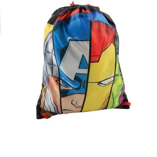 Jacob Turnbeutel »Sportbeutel Marvel Avengers«