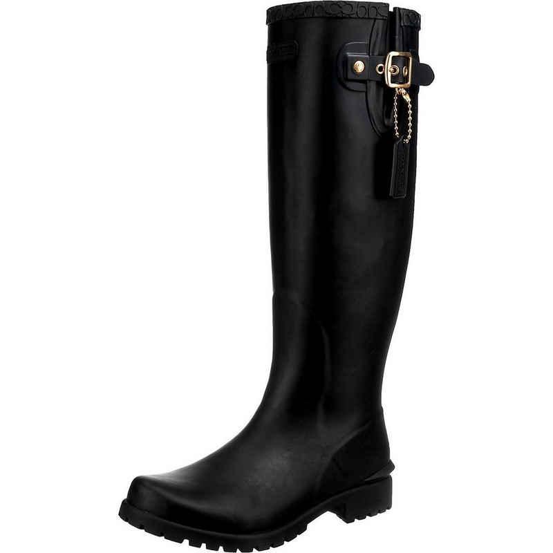 COACH »Riley Rain Boot Gummistiefel« Gummistiefel