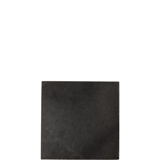 BUTLERS Topfuntersetzer PLATEAU Schieferuntersatz 20x20 cm