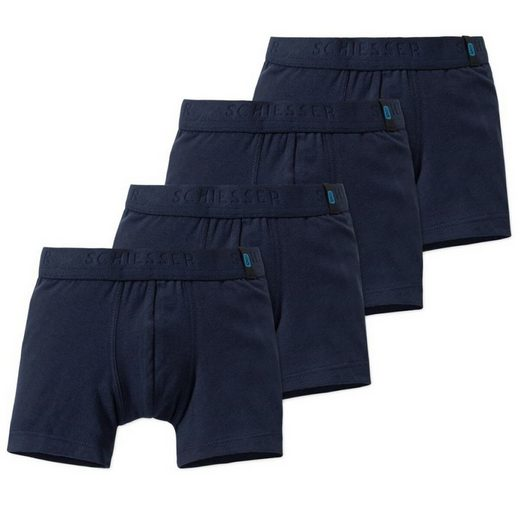 Schiesser Jazzpants »4er Pack 95/5 Shorts - Pants« Pants kurz