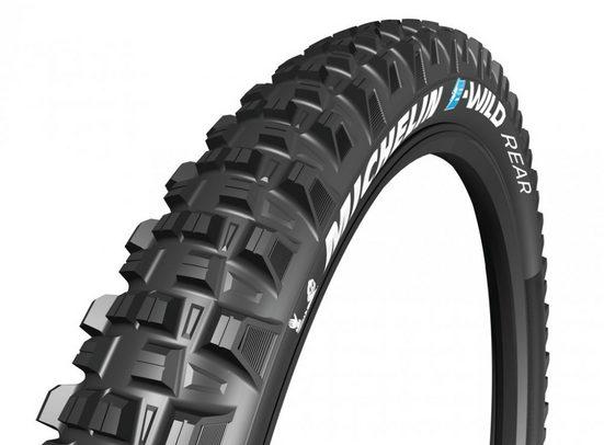 Michelin Fahrradreifen »Reifen Michelin E-Wild rear faltbar 27.5' 27.5x2.6«