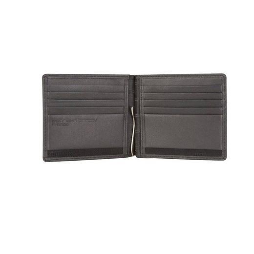 PORSCHE Design Geldbörse »Herren Geldbörse Echt Leder Billfold H6C - Schwarz«