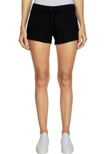 Calvin Klein Jeans Shorts »STRIPE LOGO JOGGING SHORT« mit Calvin Klein Jeans Schriftzug an der Seitennaht