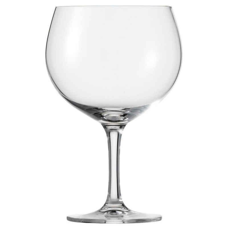 SCHOTT-ZWIESEL Gläser-Set »Bar Special Gin Tonic 6er Set«, Kristallglas