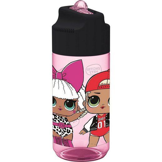 p:os Trinkflasche »Tritan-Trinkflasche Peppa Pig, 430 ml«