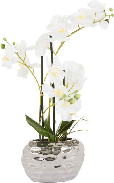 Kunstpflanze »Orchidee« Orchidee, Leonique, Höhe 55 cm