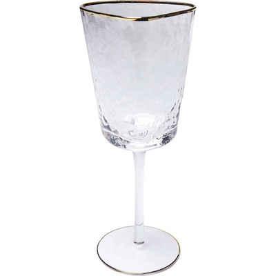 KARE Glas »Rotweinglas Hommage«, Glas
