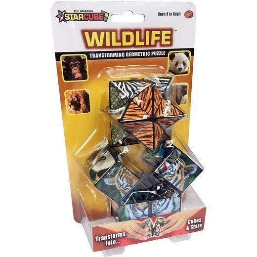 Elliot Spiel, »StarCube Zauberwürfel Wildlife«