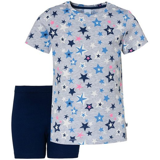 MyToys-COLLECTION Schlafanzug »Schlafanzug für Mädchen von Sanetta«