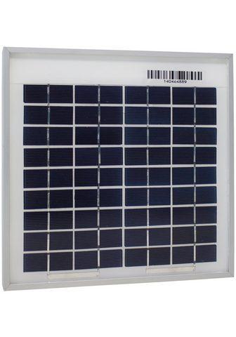Phaesun Solarmodul »Sun Plus 5« 5 W 5 W 12 VDC...