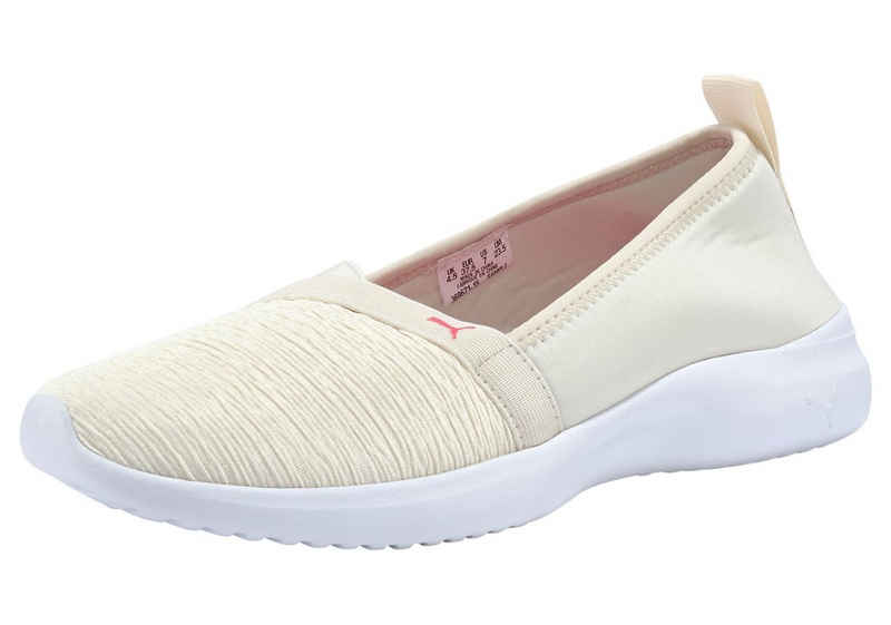 PUMA »Adelina« Sneaker Ballerinas für leichten Einstieg