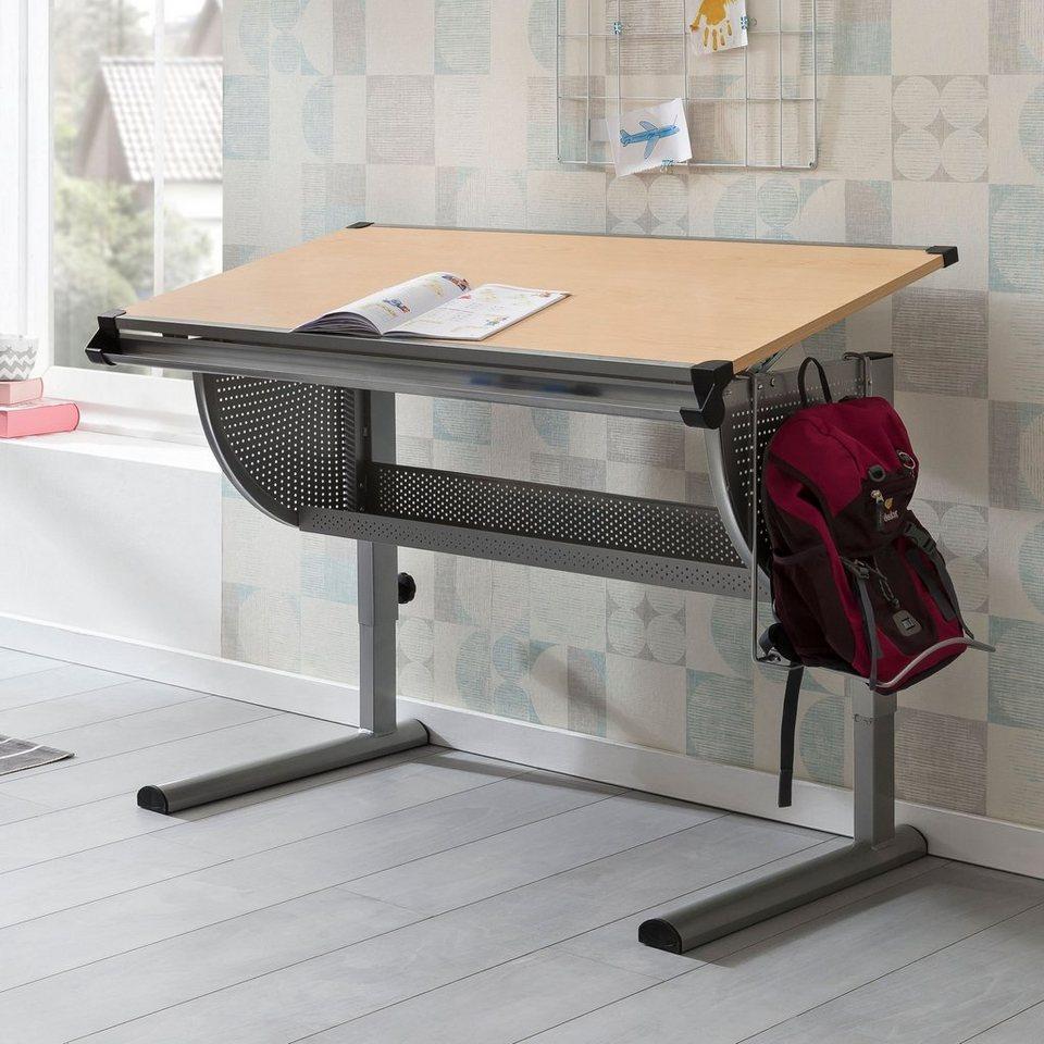 Höhenverstellbarer Schreibtisch Kind 2021